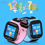 兒童智能手錶兒童安全GPS呼叫GSM Smartwatch手鍊智能定位適合Android IOS