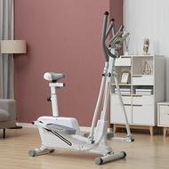 汗馬橢圓機家用磁控健身車室內動感單車靜音踏步機漫步機