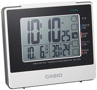 [Shipping from japan]Casio (Casio) Casio digital living environment notice spread alarm clock date d