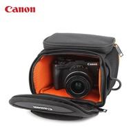 canon佳能EOS-M5 M50 M100 M10M6單電微單防水側背攝影收納相機包