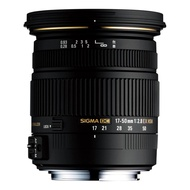 Sigma EX DC OS HSM Lens 17-50Mm F/2.8 For Canon