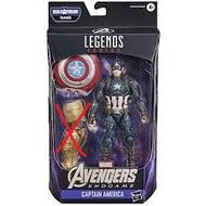 (卡司 正版現貨)Marvel legends 6吋可動 終局之戰 漫威傳奇 電影版 美國隊長(無baf) 全明星組