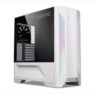 【LIAN LI 聯力】Lancool II E-ATX 玻璃透側機殼 白(Lancool II-W/GPU:384MM/CPU:176MM)