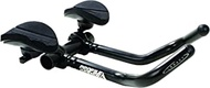 Profile Design Legacy Aero Bar, Anodized Matte Black, One Size