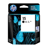 HP 原廠黑色墨水匣 C6615DA 15號 適用 DJ810/840/3820