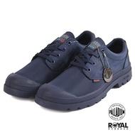 Palladium 新竹皇家 Pampa oxpuddlelt 藍色 雨傘布 防水款 輕量 男女款 NO.B0055