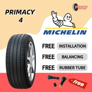 TYRE CAR 16 17 18 inch MICHELIN Primacy 4 st tayar kereta (With Installation) new car tire 205/60R16 215/55R16 215/65R16 225/55R16 215/50R17 215/55R17 215/60R17 225/55R17 245/45R17 225/55R18 235/50R18 245/45R18