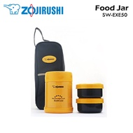 Zojirushi Stainless Steel Food Jar SW-EXE50 3 Color