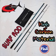 💥NEW💥G-TECH SURF BATTLE SPINNING ROD