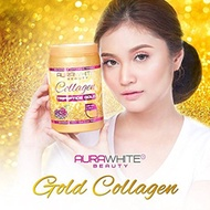 [USA]_Aurawhite AURA WHITE GOLD COLLAGEN TRIPEPTIDE Whitening  Anti Aging Drink Healthy Smooth Skin