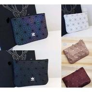 Adidas X Issey Miyake 3D Unisex Men Women Clutch Bag