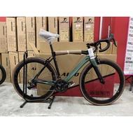 Alcott Ascari Silhoutte Full 105 c/w Road Bike Bicycle RB