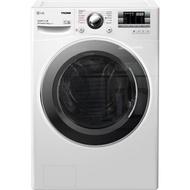 【LG 樂金】滾筒洗衣機(洗脫烘) 絢麗白/ 14公斤 F2514DTGW