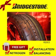 Bridgestone Potenza RE003 tyre tayar tire(With Installation)205/55R16 205/40R17 205/45R17 215/45R17 215/50R17 215/55R17 225/45R17 225/40R18 225/45R18 235/40R18 275/35R19