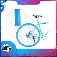 """Kokoa 26""""700x23c Mtb 公路車自行車自行車自行車輪胎實心管防爆輪胎"""