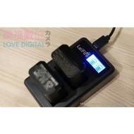 SONY NP-FW50 電池 充電器 USB 充電 LED顯示
