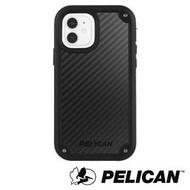 【PELICAN】美國派力肯iPhone 12 mini 防摔抗菌手機保護殼(Shield 凱夫勒背板防護盾 - 黑)