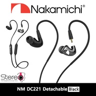 Nakamichi NM DC221 Detachable Bluetooth In-Ear Earphone With Local Warranty