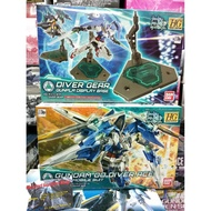Gunpla   Hgbd Gundam 00 Diver Ace + Diver Gear / Hg 00 Diver Ace + Diver Gear