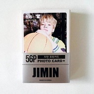 BTS JIMIN Solo Photocards 56pcs - intl