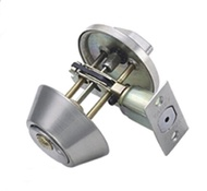 (UniDecor) UniDecor Single-Cylinder Deadbolt lockset / 101 SS-
