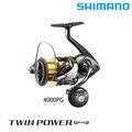 漁拓釣具 SHIMANO 20 TWIN POWER 4000MHG (紡車捲線器)