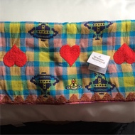 Vivienne Westwood ♥️純綿手帕 日本製