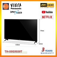 TH-55GX630T Smart TV Panasonic