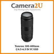 Tamron 100-400mm f/4.5-6.3 Di VC USD Lens (Import)