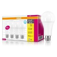 【分售】Costco 歐司朗 E27 13.5W LED 燈泡 - 黃光(4入)