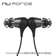 [富廉網] 【Nuforce】無線藍牙耳機 BE Lite3 黑