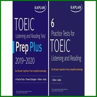 โปรโมชั่นสุดคุ้ม จาก Asia Books หนังสือภาษาอังกฤษ KAPLAN TOEIC PREP SET: 2 BOOKS + ONLINE
