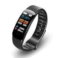 618限時搶購 2021最新款 限定款智慧手環計步防潑水運動健康智慧型手錶C2彩屏智慧手環