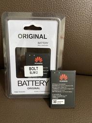 BOLT HUAWEI E5577S . E5673 . E5573 . E5573Cs  . e5673s - NEW ORIGINAL Baterai Batre Batery Battre Battery Batere Batrai Batrey Modem WIFI Mifi Bolt Huawei Slim 2 / Slim2 / E5577 E5573 XL Go HB434666RBC . M2P E5577S . e5673