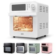 422 Inc Air Fryer Oven 1600W 220V Big LCD Display pannel with jog shuttle Hidden display design