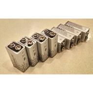 Ultralife 9V鋰電池 8入- 1200mAH 全球容量最大,每顆最多可抵5顆鹼性電池,10顆碳鋅電池,美國上市公司,全球領導品牌 ,物超所值