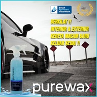 [TAHAN LAMA] PureWax Signature Product- PUREWAX WATERLESS CAR WASH