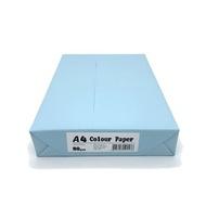 多致紙品 - 80克 A4 顔色影印紙 –藍色 (500張)