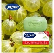美國Dermisa第二代淡斑嫩白皂升級版+Freeman 麥蘆卡蜂蜜膠原蛋白 蜂蜜乳霜面膜  與哈密瓜同品牌