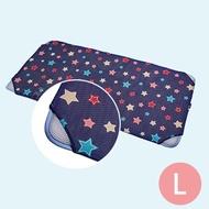 韓國 GIO Pillow - 智慧二合一床套-夜晚星星 (L號)