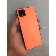 二手機 Google pixel 4XL 橘色