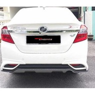 PERODUA BEZZA REAR DIFFUSER ( FOR GEAR UP BODYKIT)