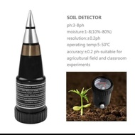 Alat ukur Kelembaban Dan pH Meter Tanah KS 05 atau VT05 Model Peluru