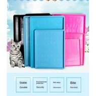 ✆✙❂Large Pet Plastic Cat Dog Pee Tray For Cage Various sizes