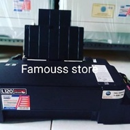 Printer Epson L120 bekas mulus