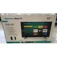 """Brand New Hisense Smart TV 40"""""""