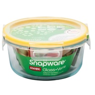 [Shop Malaysia] PYREX® Snapware® 1109306 Total Solution 4 Cup@950ml Small Round With Four Tab Locking Lid