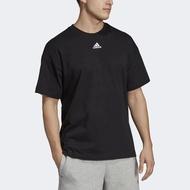 Adidas Must Haves 3 T-shirt @ Stripes Tee Black Eb5277 Original   Kaos ADIDAS MUST HAVES 3-STRIPES Tee Black EB5277 ORIGINAL