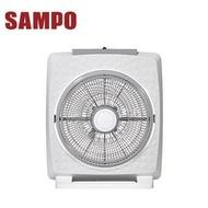 聲寶SAMPO 14吋微電腦DC節能箱扇 SK-FC14BDR連假加碼★再送手持風扇