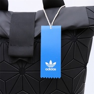 Adidas 3D Mesh Roll Top Backpack /Issey Miyake Style Bag Fashion